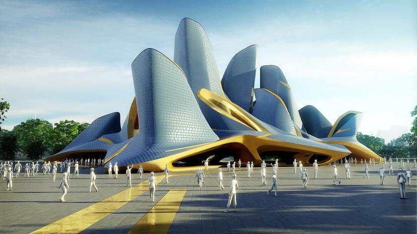 rs-sdesign: astana expo 2017 kazakhstan pavilion - robert
