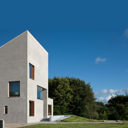 Ul president 39 s house grafton architects for Grafton architects